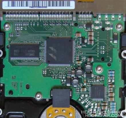 SAMSUNG P120 POSEIDON REV10 PATA electronic circuit board