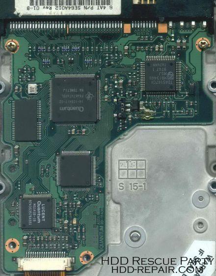 QUANTUM SE electronic circuit board