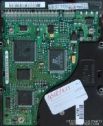 SEAGATE U4, PATA electronic circuit board