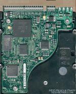 SEAGATE U5, 100129706 PATA electronic circuit board