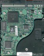 SEAGATE U6, 100143433 PATA electronic circuit board