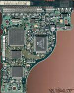 SEAGATE U8, PATA electronic circuit board