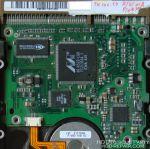 SAMSUNG P80 PALO REV07 PATA electronic circuit board