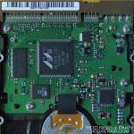 SAMSUNG PL40 PANGO REV07 PATA electronic circuit board