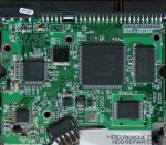 WESTERN DIGITAL WDXXXBB-71DGA0 001129 PATA electronic circuit board
