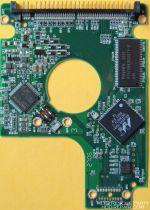WESTERN DIGITAL WDXXXVE-08HDT0, 701285 SCORPIO PATA electronic circuit board
