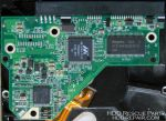 WESTERN DIGITAL WDXXXXAAJS-22RYA0 701444 SATA electronic circuit board