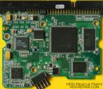 WESTERN DIGITAL WDXXXXBB-00AUA1 001003 PATA electronic circuit board