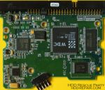 WESTERN DIGITAL WDXXXXEB-00CSF0 001100 PATA electronic circuit board