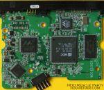 WESTERN DIGITAL WDXXXXJD-00HBB0 001267 SATA electronic circuit board