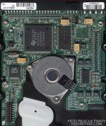 MAXTOR D531X NIKE PATA electronic circuit board