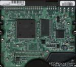 MAXTOR DIAMONDMAX-9 CALYPSO-III D6FYP1 PATA electronic circuit board