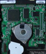 MAXTOR FIREBALL-3 ARES-64K A8FFA PATA electronic circuit board