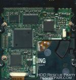 FUJITSU MPDXXXXAT PATA electronic circuit board